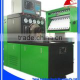 Green color diesel fuel injection pump test bench and pump calibrate machine DB2000-2A model