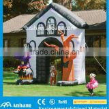 Halloween Decoration Inflatable Howling Haunted House