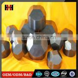 OEM&ODM high presision and cheap zhuzhou tungsten carbide insert cutting tools for mining endmills