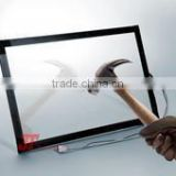GreenTouch dust/vandal proof 15 inch touch panel,usb touch screen panel kits with USB controller
