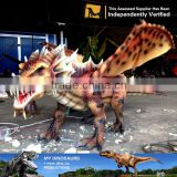 MY Dino-C062 Animated Fiberglass Dragon Statue for Outdoor Decoration