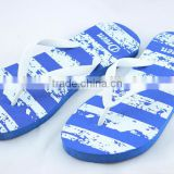 summer women fashion sexy print PE beach MEN flip flops rubber thongs shoes fluorescence strap