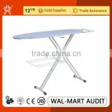 FT-15 lightweight flexible metal tubing iron board cover fabrics for 100% cotton folding ironing board