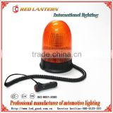 DC12V/24V Amber Emergency Warning Light LED Strobe Warning Light Revolving Light Flashing