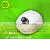 Mini E-box professional face lifting and slimming radio frequency facial machine for home use
