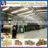 low investment high profit business 1575mm waste cartons paper making machine manufacturing corrugated carboard