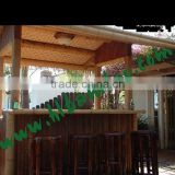bamboo tiki bar for beach saleing