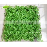 BOX022-1 GNW Boxwood grass artificial as wall decorative panel for garden landscaping decoration