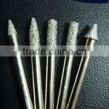 Diamond tip glass cutter/Diamond bits/Diamond drilling bits