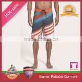 Best selling custom design print beach wear mens board shorts