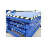 High lift telescopic stationary aerial work platform with manual / electrical control mode