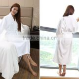 Deluxe 100% cotton terry cloth hotel bathrobes