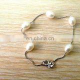 Luxury ladies pearl bracelate--good choice for Christmas