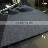 Knit tr wool suit fabric