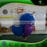 PVC Blue and White Eight Diagram/ Bagua Figure, Advertising Custom Inflatable Ornament for Promotion