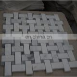 Nice pure white marble mosaic
