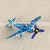 2017 new airplane design 3d jigsaw puzzle