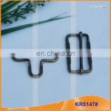 Metal Gourd Buckle for garment accessories KR5147
