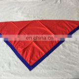 Popular colorful blank neckerchief