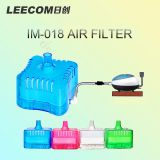 Leecom Aquarium Air Filter Corner Filter Filter Cartridge Series for Fish Tank