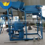 China Supplier Alluvial Placer Gold Prospecting Equipment -Small Gold Mining Trommel and Small Gold Centrifugal Concentrator