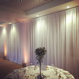 Backdrop pipe and drape balck velvet drape in 2019