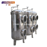 Solid - liquid separation equipment of coating plant authentic 304 stainless steel bag filter