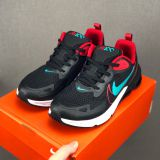 Nike Air Max 200 React NAM03 in black For Men running shoes