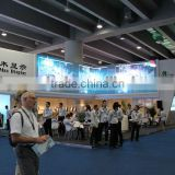 Guangzhou International Lighting Fair for P4 high definition Indoor full color die cast cabinet small LED Display