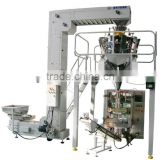Automatic dehydrated bread /coconut chips/small cookies packing machine