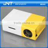 2016 New Arrival 3500lumens Mini LED Beam Projectors 3d ready mini projector for raspberry pi