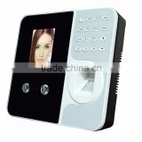 REALAND facial recognition fingerprint time and attendance system with WIFI optional