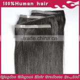 Supply all kinds of hair product hair extensions pu skin weft for women with lower price