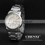 023AMD gracious all stainless steel calendar sports watches for men