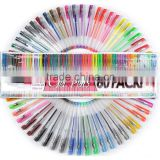 Top quality 60 color gel ink pen set