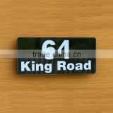 High Quality Attractive Acrylic Room Number or Door Sign Plaque                                                                         Quality Choice