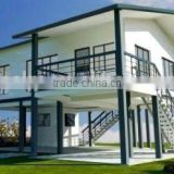 New Technology Low cost Prefabricated Villa House Type for family housing Hege                                                                         Quality Choice