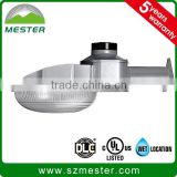 Balck&Silver photocell 120v-277v 45w/70w LED DTD Streetlight Outdoor Light with DLC UL