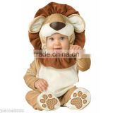 NEW BOYS GIRLS BABY FANCY DRESS BABYGROW COSTUME HALLOWEEN OUTFIT ANIMAL TODDLER costume BB035