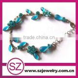 2013 round SWP0018 crystal friendship bracelet designs