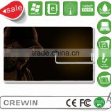 Credit card usb disk cover customized logo full color web key