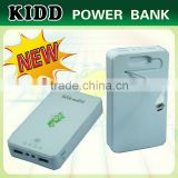 2015 New Arrival Smart Power Bank External Battery Charger For Mobile Phones/Mp3 Players