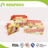 China supplier take out food packing cake box                                                                         Quality Choice