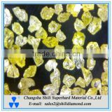 China factory high quality yellow rvd synthetic industrial diamond powder