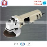 Best Selling 100mm 650W Variable Speed Angle Grinder/Electric Mini Angle Grinder