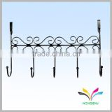 China supplier high quality hot selling clothes rack wall mounted metal adjustable ceiling hanging rack for clothes