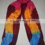 hand tie dye indian harem pants new models