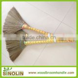 SINOLIN Natural tiger grass china broom manufacturer with cheap price