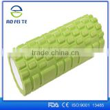 Aofeite popular factory wholesale you tube8 custom label high density fitness yoga foam roller