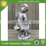 Little Girl Resin Garden Statues Wholesale
